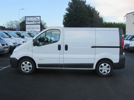 Renault Trafic KY13 UHH