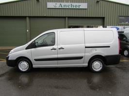 Citroen Dispatch WF15 LZB