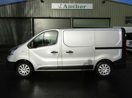 Renault Trafic MD65 MTO