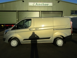 Ford Transit Custom BT63 MSO