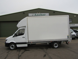 Mercedes Sprinter GN65 PZE