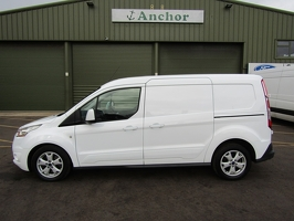 Ford Transit Connect AJ15 YZB