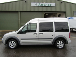 Ford Transit Connect EU58 KPJ