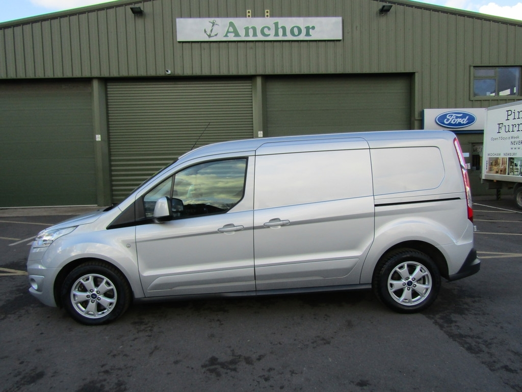 Ford Transit Connect WU66 UAA