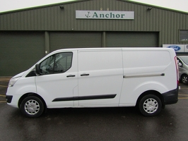 Ford Transit Custom BP66 HRD