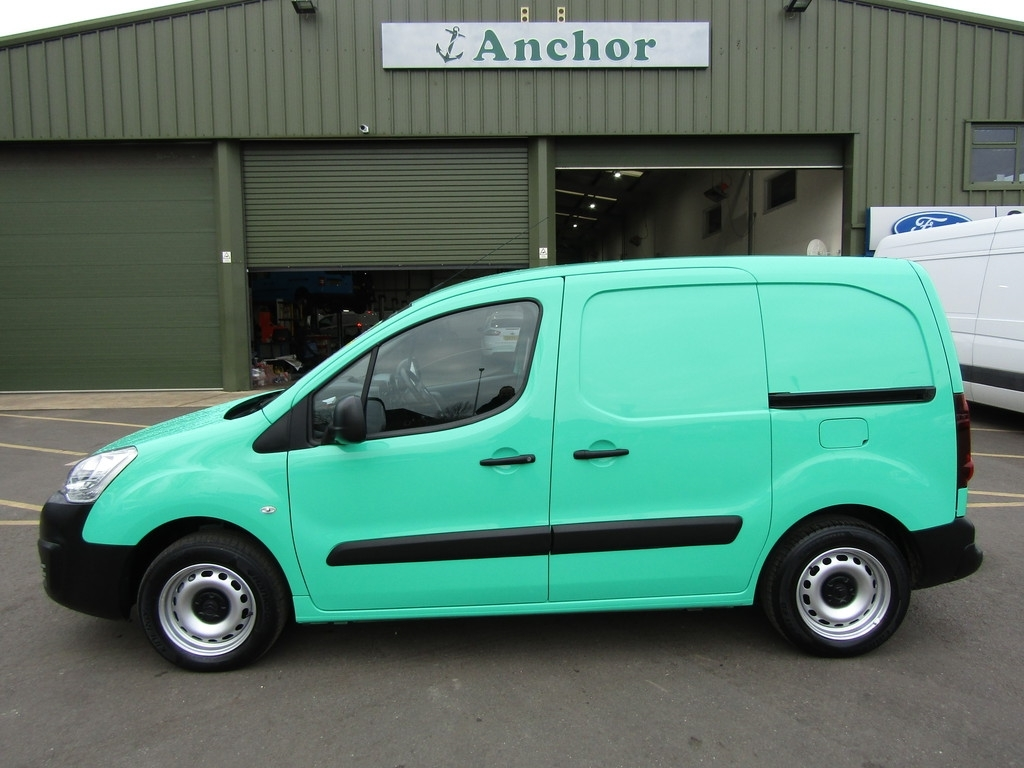 Citroen Berlingo CN16 CEK