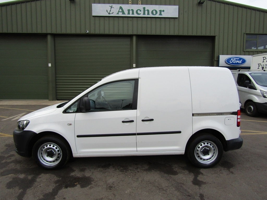 Volkswagen Caddy RE62 ZJJ