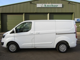 Ford Transit Custom HXZ 1376