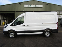 Ford Transit MF18 HVO