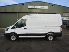 Ford Transit MF18 WJX