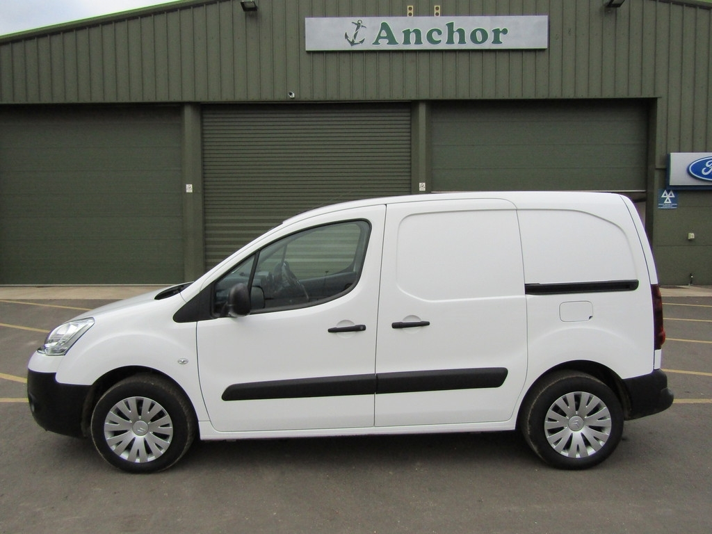 Citroen Berlingo DA64 KOW