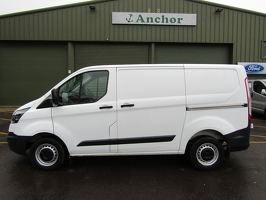 Ford Transit Custom SF64 SZL