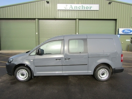 Volkswagen Caddy MM62 FTE