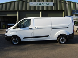 Ford Transit Custom BJ63 FEK