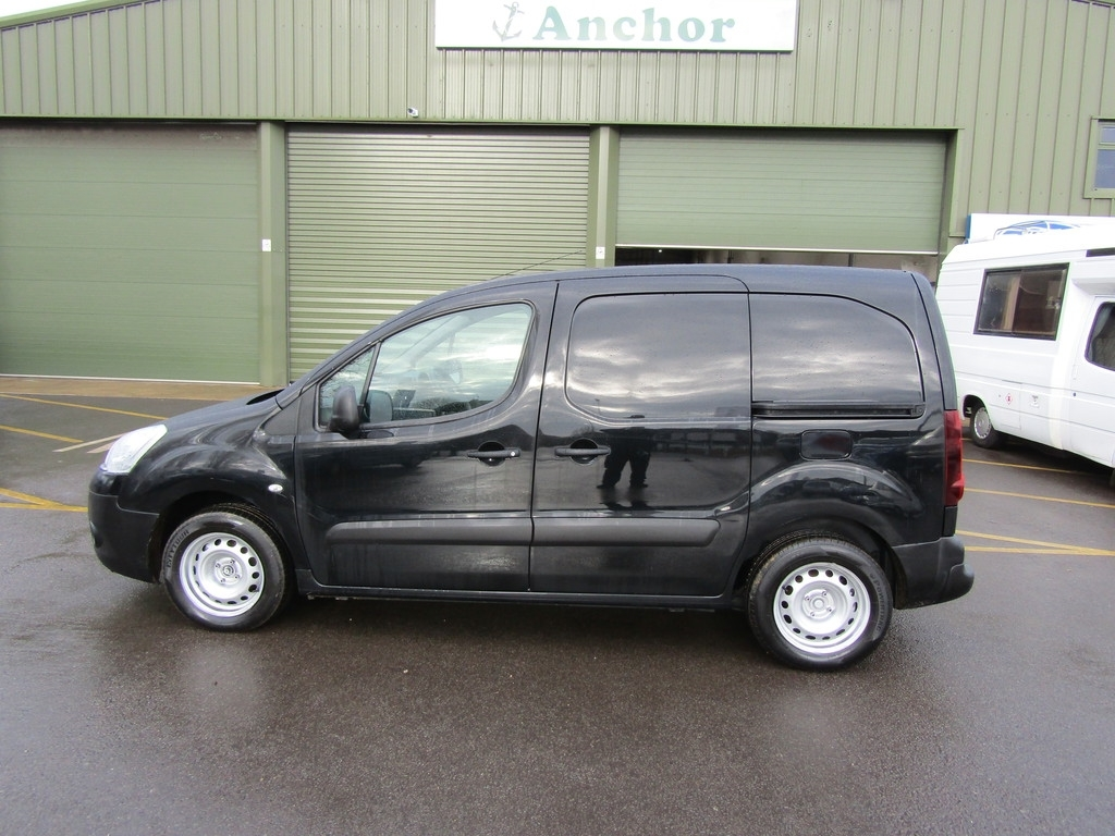 Citroen Berlingo GX15 PGV