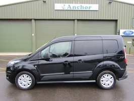 Ford Transit Connect NJ66 AFA