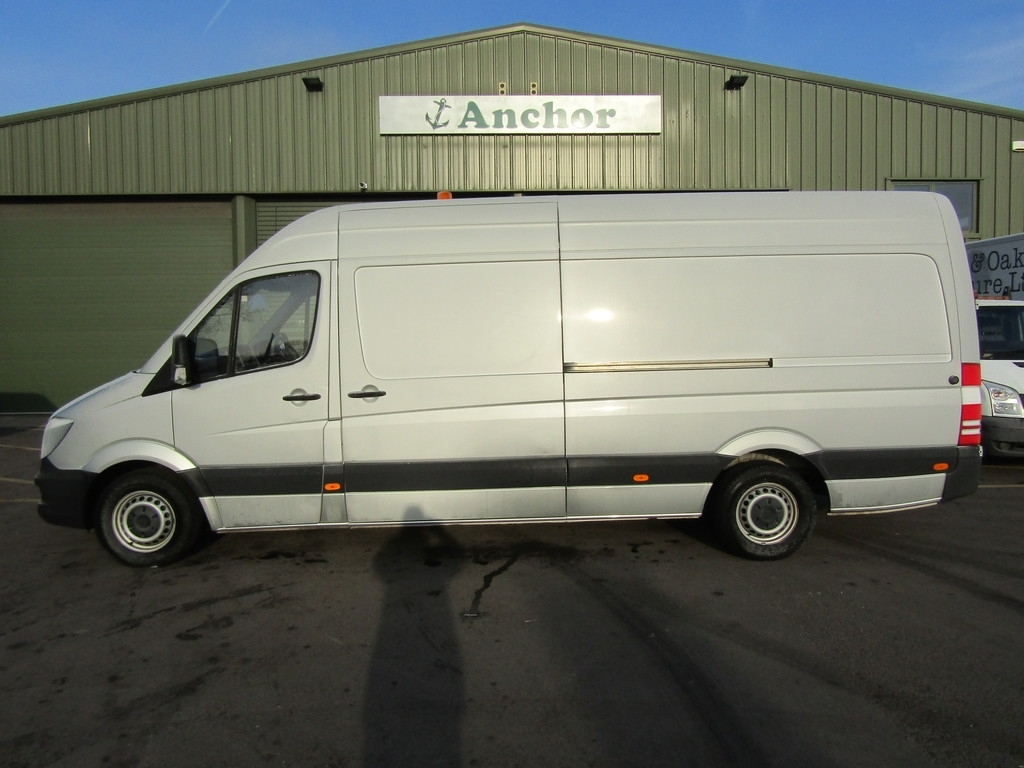 Mercedes Sprinter EX65 YOW