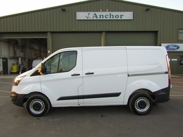 Ford Transit Custom NV15 BBU