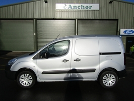 Citroen Berlingo YG67 ZXH