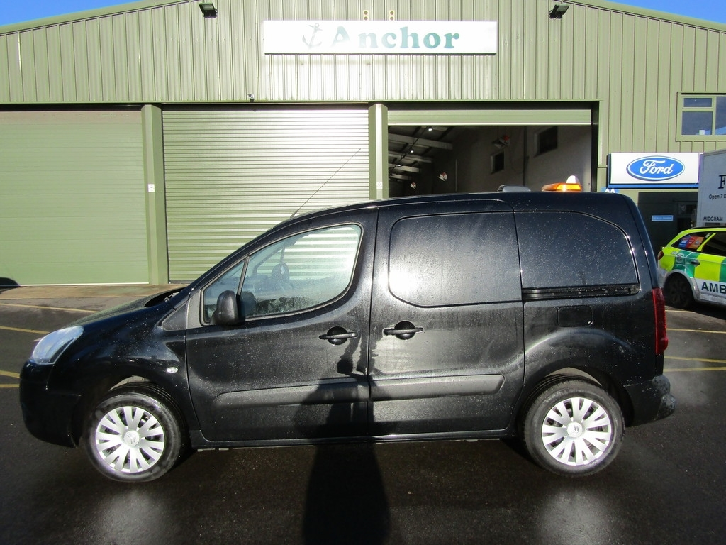 Citroen Berlingo SH14 ZSW