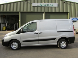 Citroen Dispatch AO61 AXW