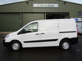 Citroen Dispatch LK63 JTV