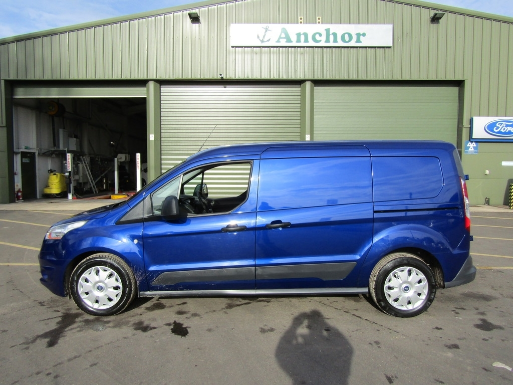 Ford Transit Connect WO16 CHK