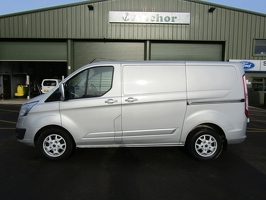 Ford Transit Custom SF14 XPK