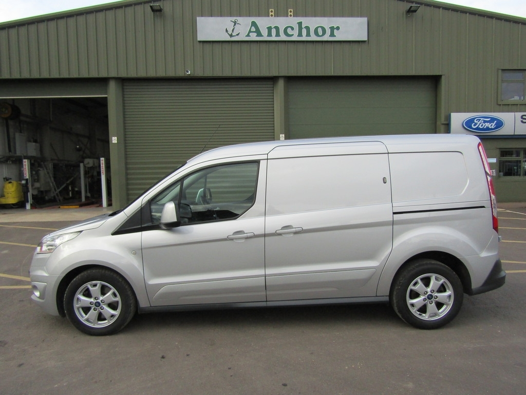 Ford Transit Connect LD65 XDM