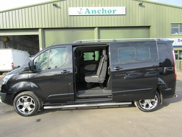 Ford Transit Custom SO64 BAV