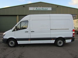 Mercedes Sprinter WP63 WVH