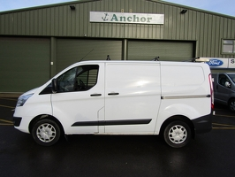 Ford Transit Custom SO15 BWJ