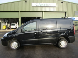 Citroen Dispatch CY65 BND