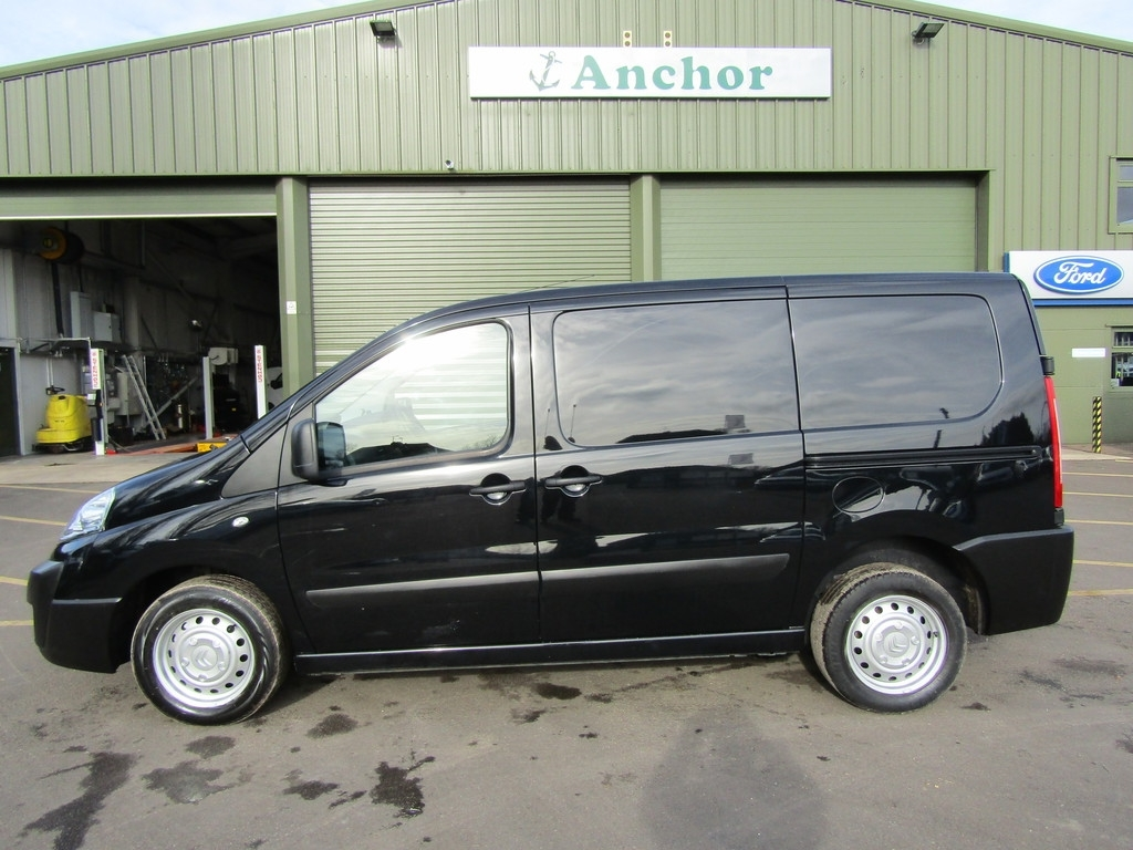 Citroen Dispatch BW64 DDX