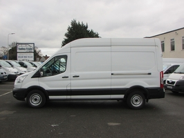 Ford Transit GD14 XNL