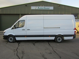 Mercedes Sprinter YH65 UCS