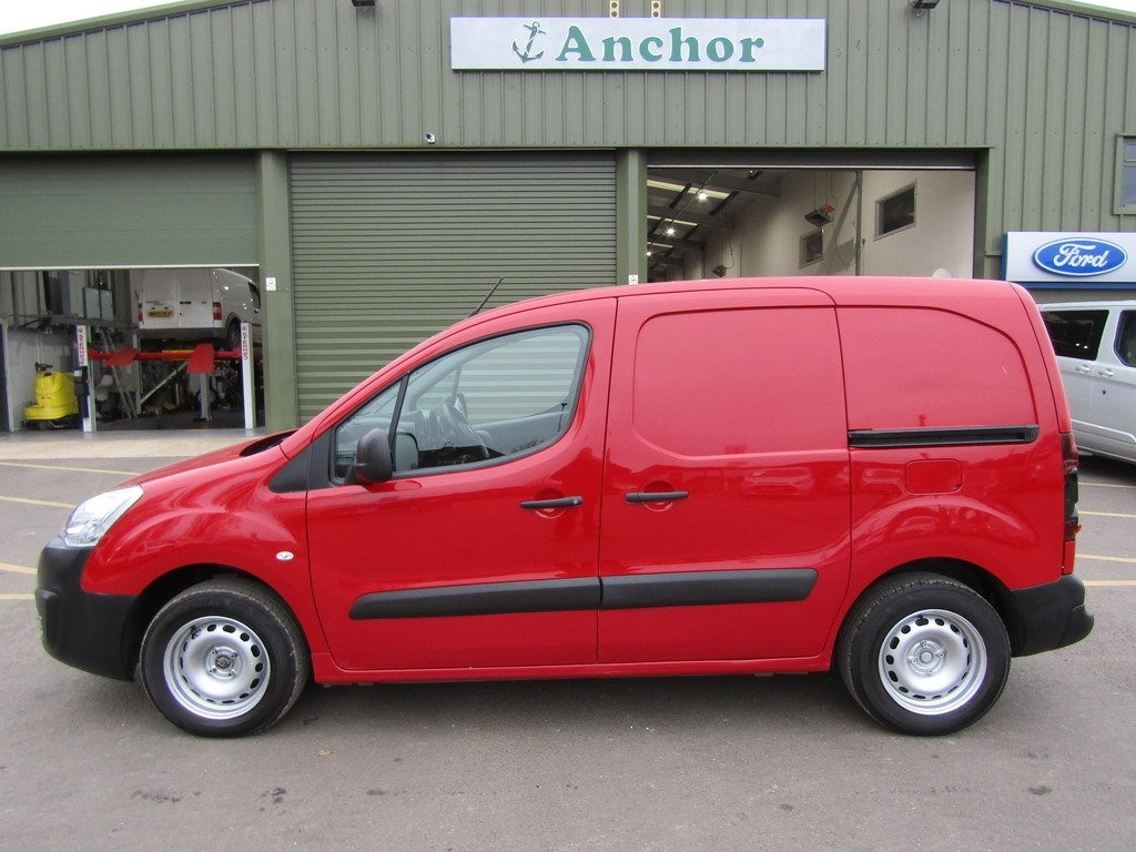 Citroen Berlingo PF65 RYB