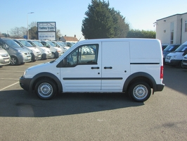 Ford Transit Connect FN60 KMM