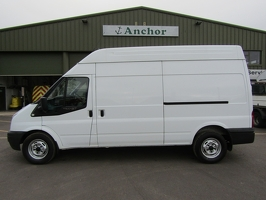 Ford Transit YP63 NNC