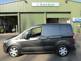 Ford Transit Courier WG65 XZV