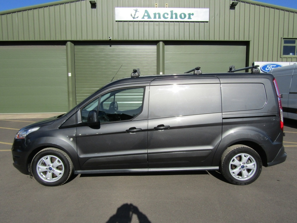 Ford Transit Connect PK15 XOH