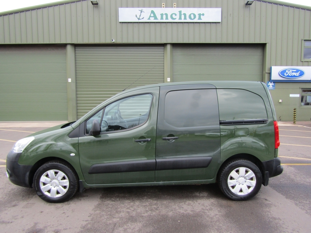Citroen Berlingo SF60 EHB