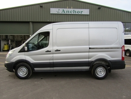 Ford Transit YD64 NKW