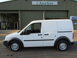 Ford Transit Connect AY61 XNG