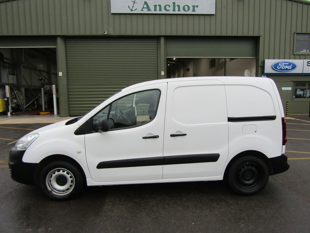 Citroen Berlingo BP65 UZV