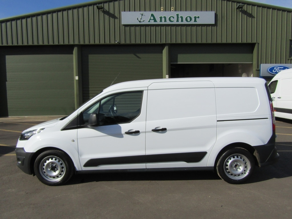 Ford Transit Connect RO16 XCJ