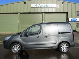 Citroen Berlingo VA17 EHB