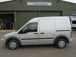 Ford Transit Connect SG12 ZZT