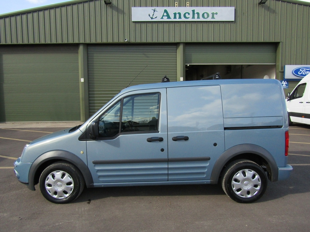 Ford Transit Connect CE12 ZFX