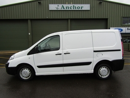 Citroen Dispatch PN64 RWZ